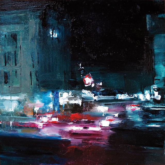 , 'Traffic Study I,' 2017, Abend Gallery