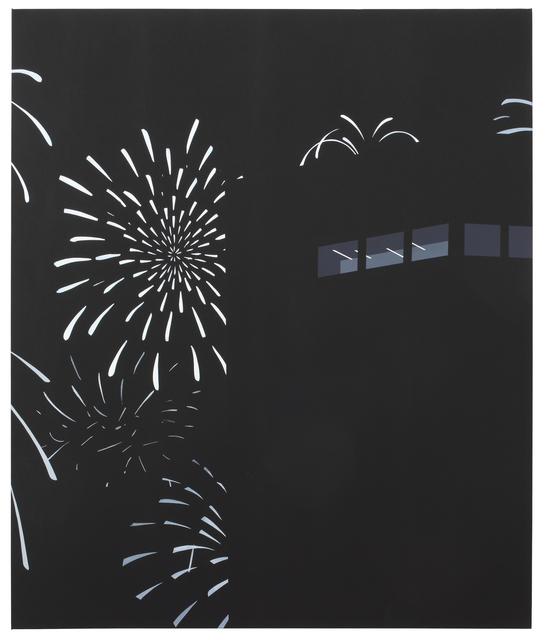 , '花火,' 2015, Miles McEnery Gallery