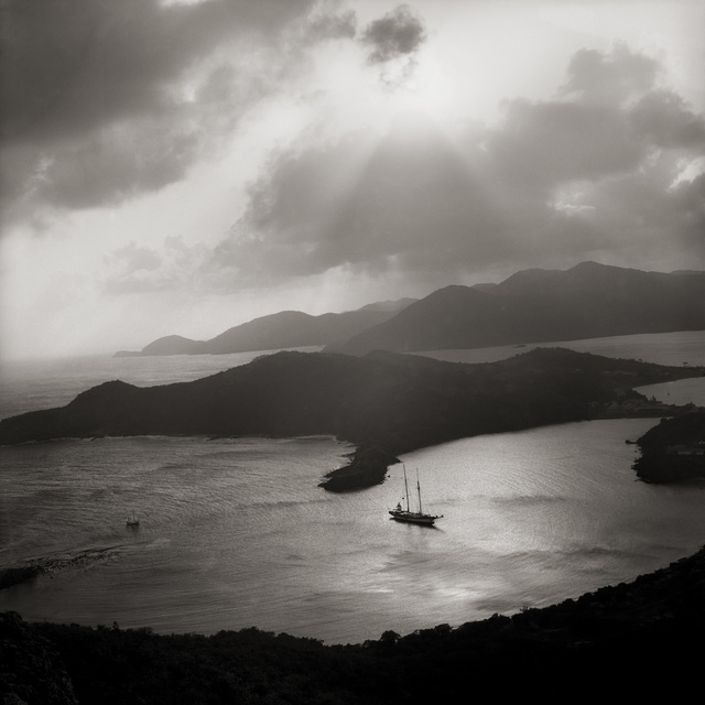 , 'English Harbour, Antigua,' 1967, Scott Nichols Gallery