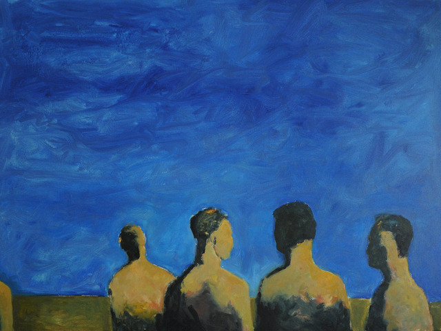 , 'The Men,' 2016, Studio 21 Fine Art
