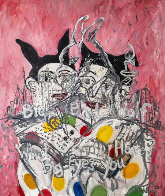 , 'Big Bad Wolf,' 2012, iPreciation