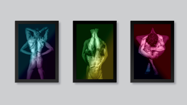 , 'Catarsis,' 2018, Galeria Oscar Roman