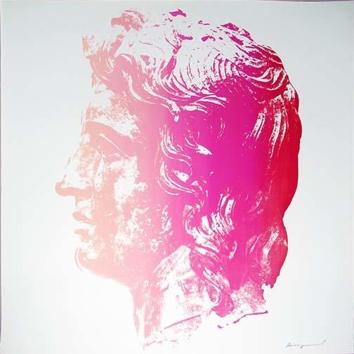 , 'Alexander the Great,' 1982, Hamilton-Selway Fine Art