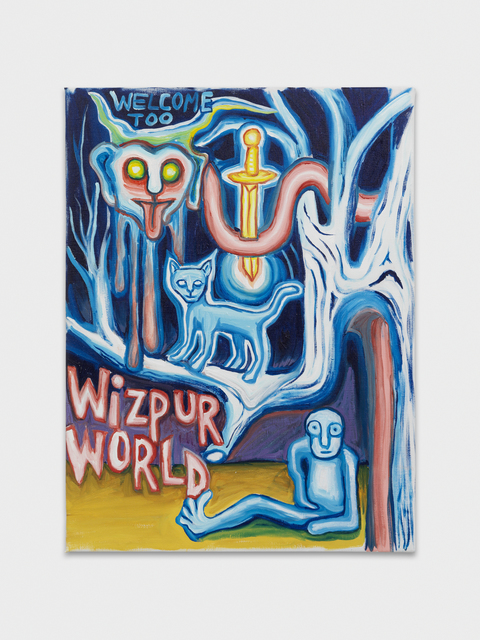 , 'Wizpur World,' 2017, TRUTH AND CONSEQUENCES