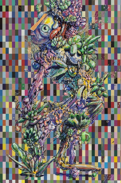 , 'Artificial Matter 1,' , Ro2 Art