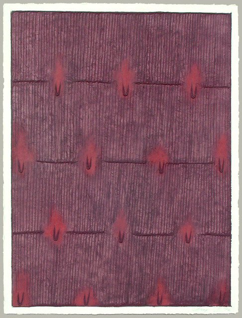, 'Ecriture Series II #34,' 1994, Galerie Bhak