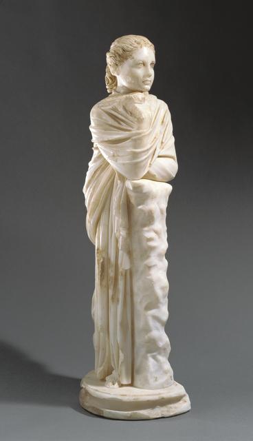 'Statue of a Muse', ca. 200, J. Paul Getty Museum