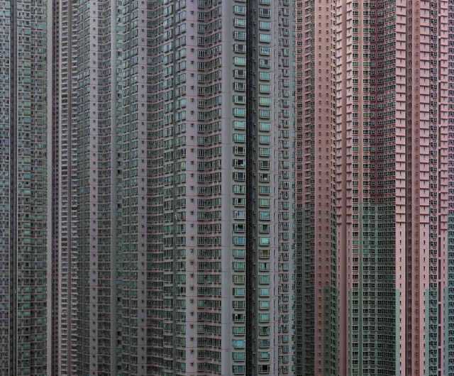 Michael Wolf, 'Architecture of Density #43', 2005, CHRISTOPHE GUYE GALERIE