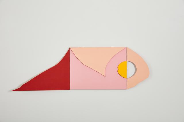 , 'Hiraku 84-,' , Ronchini Gallery