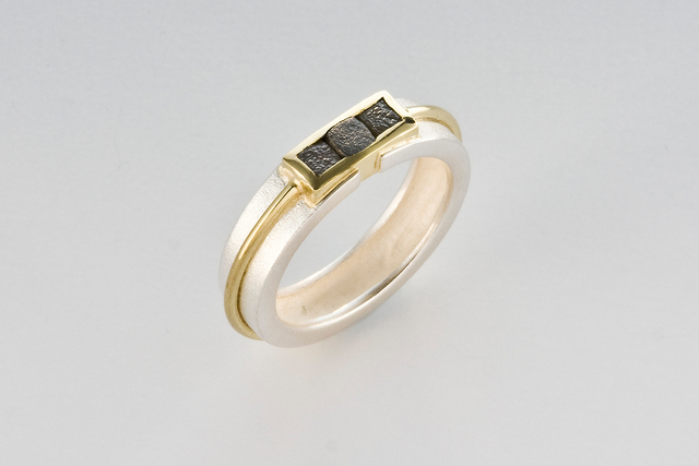 , 'Raw Diamond Ring,' ca. 2015, Facèré Jewelry Art Gallery