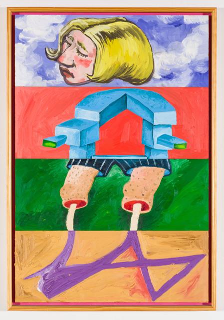 , 'Hillary,' 2012, Nina Johnson