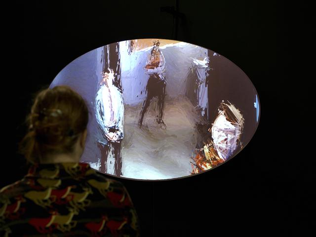 , 'Mirror No. 12,' 2013, bitforms gallery