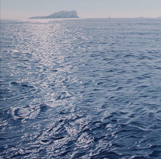 , 'Navegando en Cala Conta 17.23,' 2019, Aurora Vigil-Escalera Art Gallery