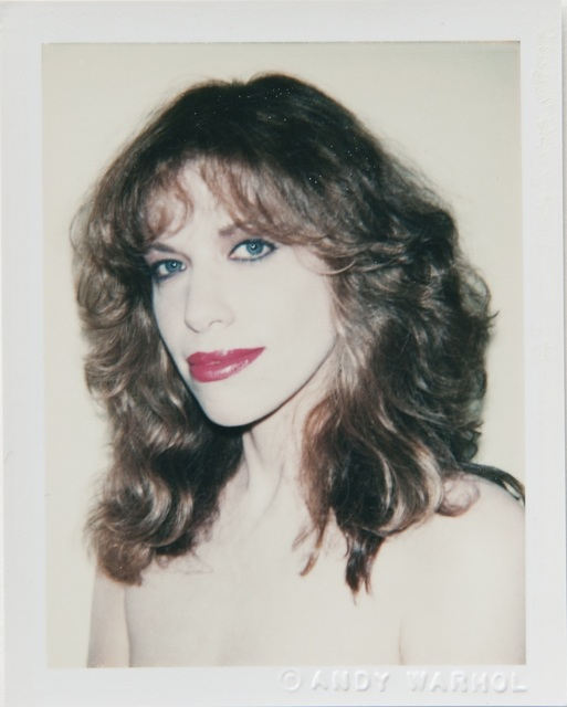 , 'Andy Warhol, Polaroid Portrait of Carly Simon,' 1979, Hedges Projects