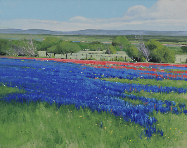, 'Texas Spring,' 2014, Rehs Contemporary Galleries