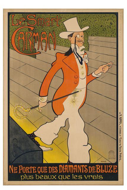 , 'Diamants de Bluze ,' 1898, Les Arts Décoratifs