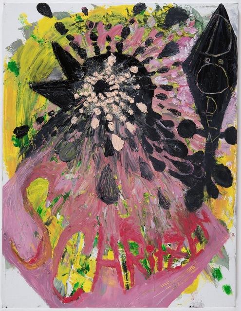 , 'Schwitzen und Töten,' 2014, Galerie Sabine Knust