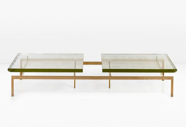 , 'Duran coffee table,' 2016, Emily Summers Design Associates