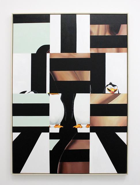 , 'Mad Addi 5,' 2014, Marlborough Madrid & Barcelona