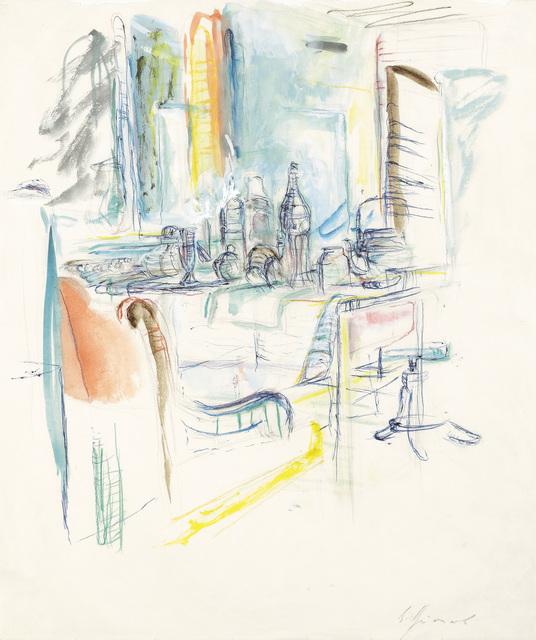 , 'Still Life,' ca. 1962, Galerie Bei Der Albertina Zetter