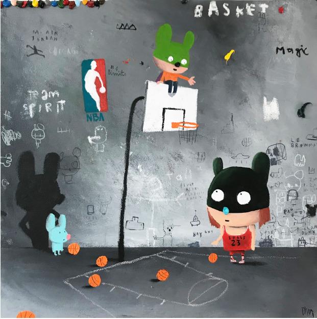 , 'Basket,' , PIGMENT GALLERY