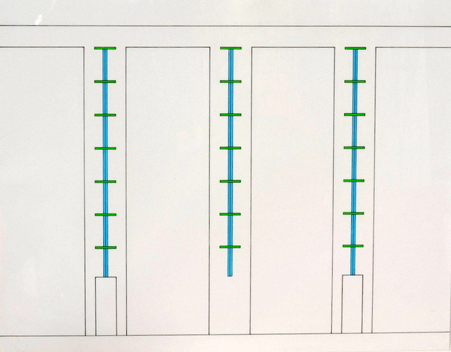 Dan Flavin, 'Projects 1963-1995', 1997, inde/jacobs