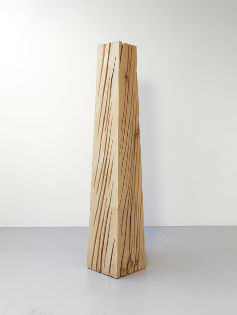 , 'Diagonal Serrated Column,' 2017, Annely Juda Fine Art