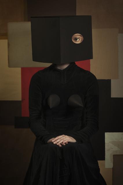 , 'Black Box,' 2014, Arusha Gallery