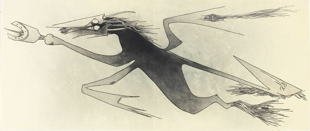 , 'Apostroph' Apocalypse,' 1966, Centre Pompidou