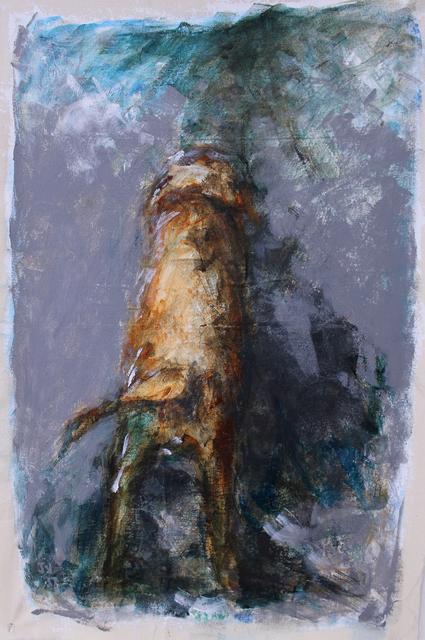 , 'Dog #3,' 2017, Carter Burden Gallery