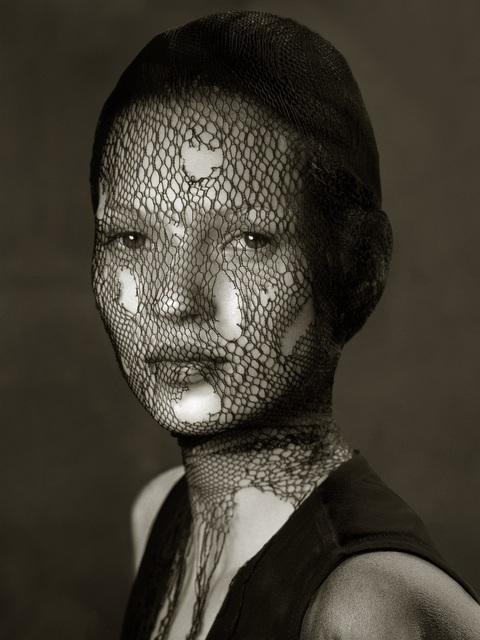 , 'Kate Moss in Torn Veil,' 1993, Kahmann Gallery
