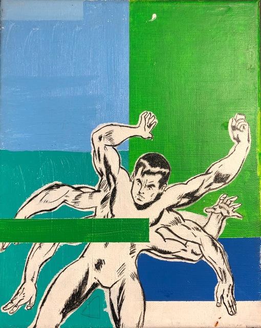 Uri Radovan, 'Hero/Villian', ca. 2006, Il Concept Art Gallery