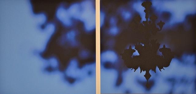 Lauren Ewing, 'The Seasons with Chandelier (Winter)', 2015, The Schoolhouse Gallery