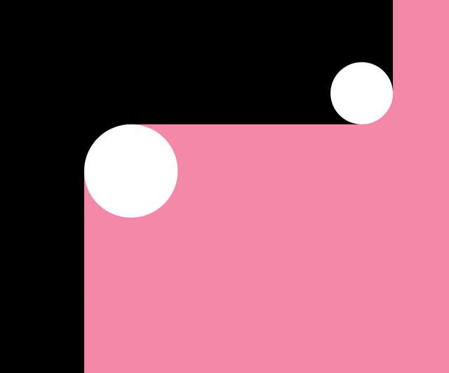 , 'Pink Curves & Circles,' , ArtStar