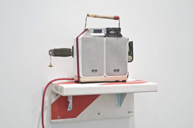 , 'Micro Boom,' 2015, Lora Reynolds Gallery