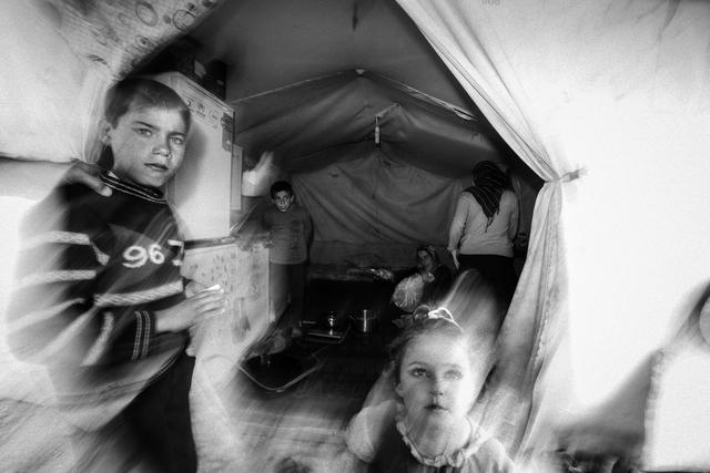 , 'Soliman's Tent 33,' 2014-2015, Hafez Gallery