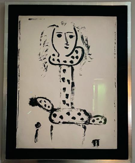 Pablo Picasso, 'Femme au Fauteuil', 1948, ArtSuite New York