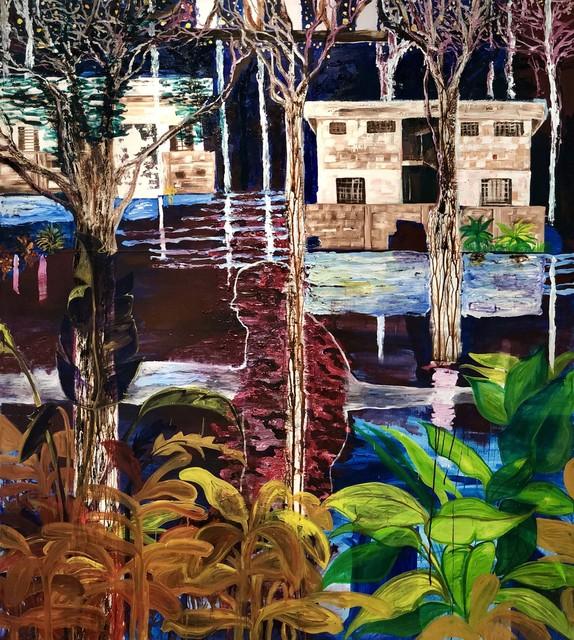 Gideon Appah, 'Rain Bath 1', 2019, Gallery 1957
