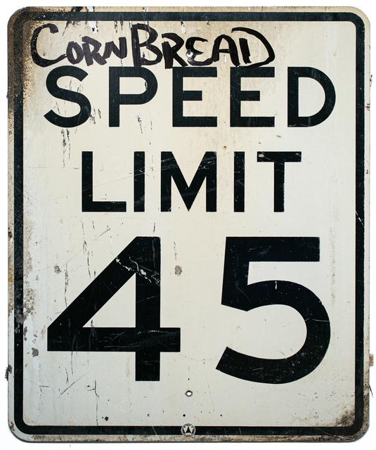 Cornbread, 'Cornbread Speed Limit', 1500, Paradigm Gallery + Studio