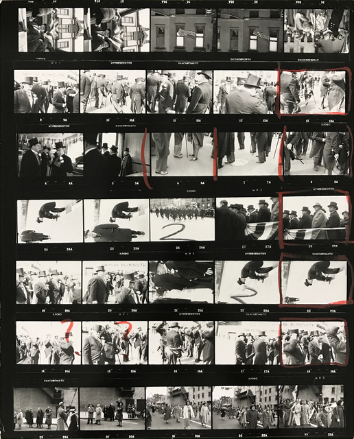 , 'Contact Sheet #2,' , Danziger Gallery