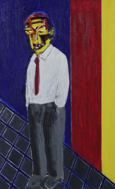 , 'standing firm,' 2008, Mizuma, Kips & Wada Art