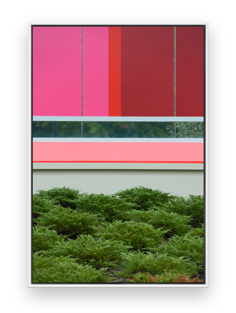 Johannes Kersting, 'Big Pink', 2017, Evelyn Drewes Galerie