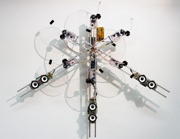 ::vtol::, 'Metaphase Sound Machine', 2014, Laboratoria Art & Science Space