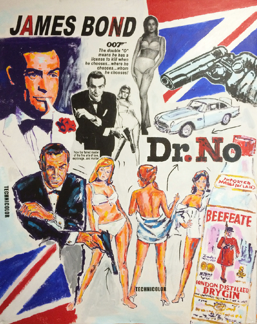 , 'James Bond ,' 2018, Artist's Proof
