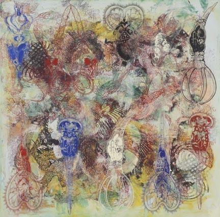 , 'Imaginary Landscape II,' 2013, Jeffrey Deitch