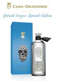 Casa Dragones Sipping Tequila - Gabriel Orozco Special Edition