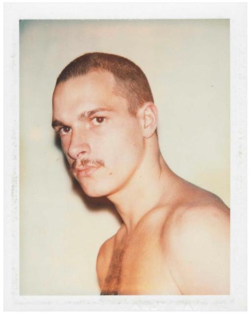 Andy Warhol, 'Polaroids Photograph, Sex Parts: Young Moustache', 1977, Caviar20