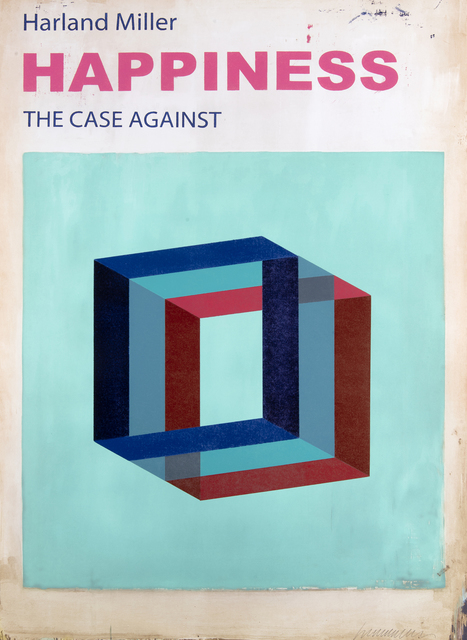 Harland Miller, 'Happiness: The Case Against It', 2017, Tate Ward Auctions
