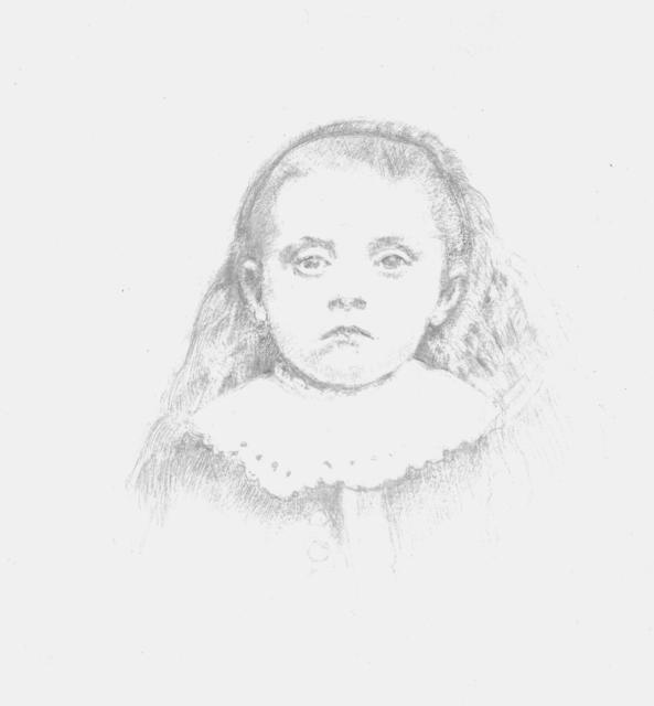 Betsy Arvidson, 'Great Grandma at Three', 2019, The Galleries at Salmagundi