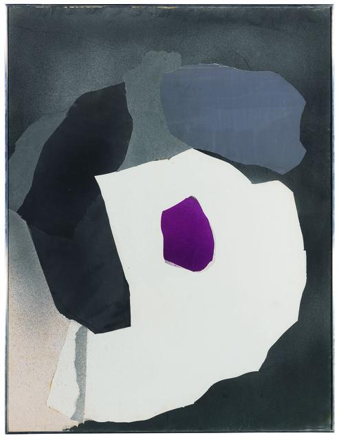 , 'Collage,' 1969, Vallarino Fine Art